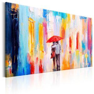 Obraz - Under the Love Umbrella