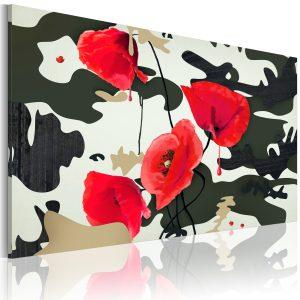 Obraz - War paint