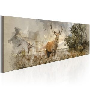 Obraz - Watercolour Deer