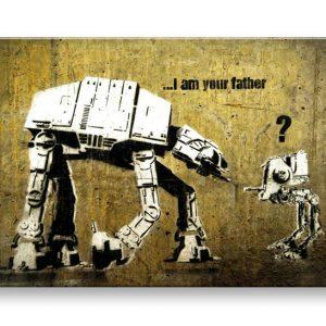 Obraz na plátne Street ART – Banksy