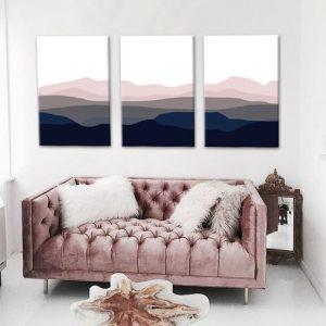 Obraz na stenu Seated Nude in Oil / Dan Johannson  XOBDJ114E3