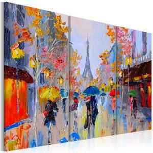 Obraz - Rainy Paris