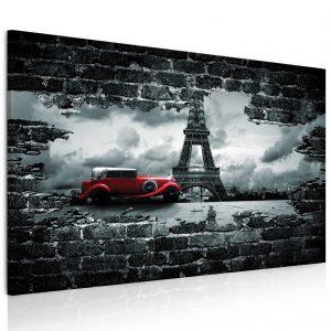 Obraz - Eiffelova věž