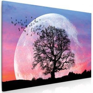Obraz Měsíc a strom