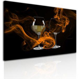 Obraz Sklenice vína